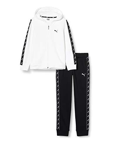 PUMA B Full Zip Sweat Suit Chándal Niños
