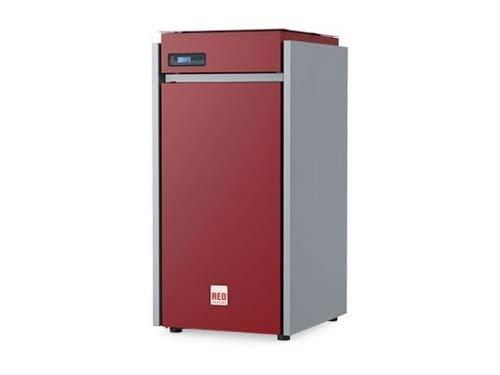 Pellet para caldera de combustible sólido caldera Madera Caldera Red Selecta Madera 25kW calefactor