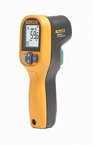 Fluke FLUKE-59 MAX+ NA Fluke 59 MAX+ - Termómetro infrarrojo compacto (10: 1)