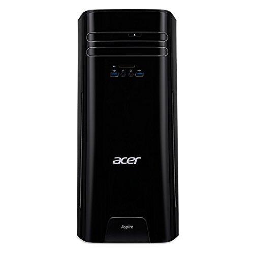 Acer Aspire TC-780 Desktop Computer - Intel Core i5 i5-7400 3 GHz - 8 GB DDR4 SDRAM - 1 TB HDD - Windows 10 Home 64-bit (Certified Refurbished)