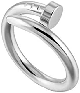 Best cartier nail ring silver Reviews