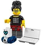 (開封済未使用品) レゴ ミニフィギュアシリーズ - 19 71025 プログラマー