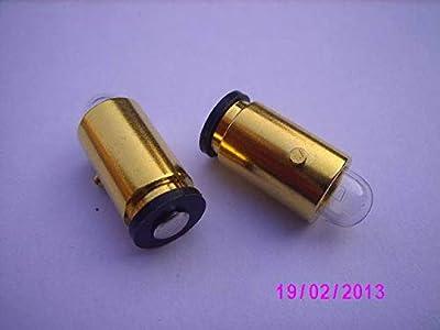Xucus Welch Allyn 08200 3.5v Halogen lamp,Streak retinoscope Ophthalmic Instrument,wa 08200-U Bulb
