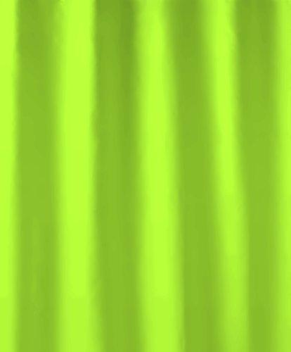 Kleine Wolke 4937625305 Duschvorhang Kito, 180 x 200 cm, maigrün