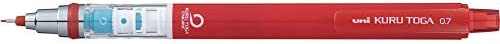 Uni Mechanical Pencil Kurutoga Standard 0.7mm, Blue (M74501P.33)