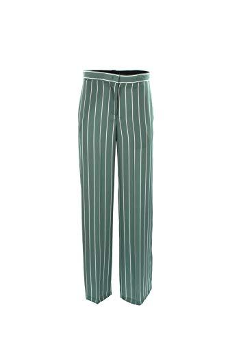VICOLO Pantalone Donna M Acqua/sveva Tu0187 Primavera Estate 2019