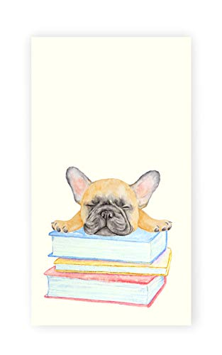 Funny French Bulldog Print Kitchen Dish Towel - Decorative Bath Hand Towel - Tea Towel