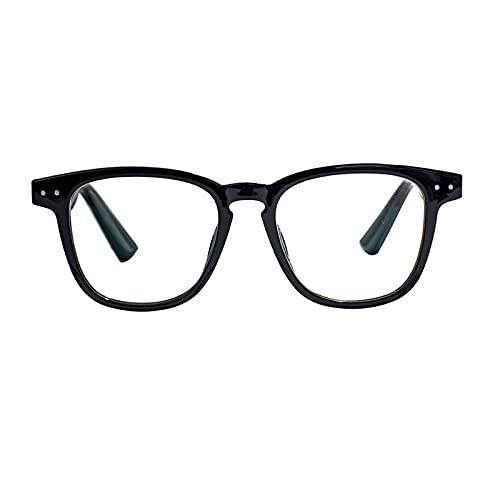 Kjy123 Toque Glass Smart Glass Bluetooth 5.0 Música y Voz Llamada Gafas de Sol, Estéreo Audio Deportes Coche Unisex Moda Anti-Azul Teléfono Móvil Gafas, para Reunión de Juegos Viajar Conducción