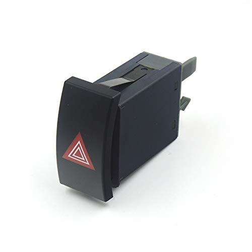 XXYHYQHJD Advertencia Interruptor Harzad Luz Interruptor Intermitentes de Emergencia for V-o-l-k-s-w-a-g-e-n P-a-s-s-a-t...