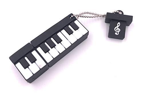 H-Customs Keyboard Klavier Piano USB Stick Flash Laufwerk 32GB