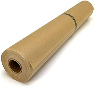 ChicWrap Professional Grade Parchment 15 x 164 205 Sq ft Refill Roll Designed for Butcher Block product image