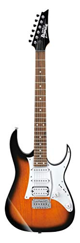 Ibanez GRG140-SB - Guitarra eléctrica, color sunburst