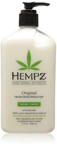 Hempz Herbal Moisturizer 17 Oz 2 Pack