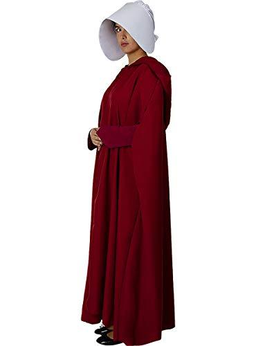 Funidelia | Disfraz de El Cuento de la Criada Oficial para Mujer Talla XL Pelculas & Series, Criada, Sirvienta - Multicolor