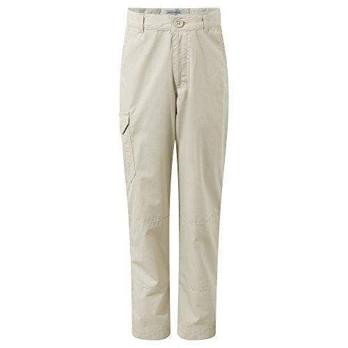 Craghoppers Kiwi II Pantalon Enfant, Sable, Size 11-12