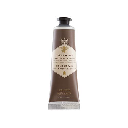 Crème Mains Panier des Sens Bio Miel 30ml