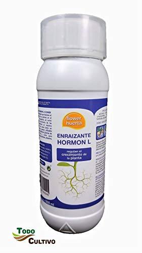 Flower Hormon L fitohormonas de enraizamiento.500ml. (Antes AIB 0.4%) Enraizante para esquejes y Nuevas plantaciones