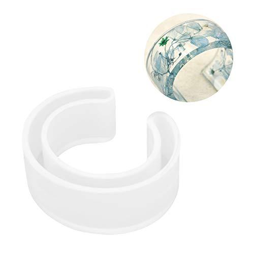 C tekst DIY silicone vormen hars armband sieraden vorm bouw DIY gereedschap
