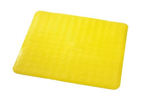 RIDDER Duscheinlage Basic neon-gelb 51x51 cm