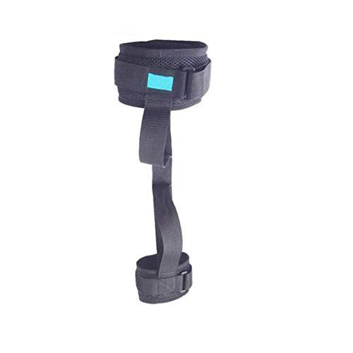 YUXINCAI Oberschenkelheber Beinriemen Verstellbare Hebefüße Schlaufen Schlaufen Mobilitätshilfen Zubehör, Beinheber Für Patienten Mit Lähmungen Der Unteren Gliedmaßen Behinderung