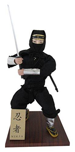 Samurai Figurine Samurai/SAMOURAI Figurines Japonaises Poupée: Ninja !!