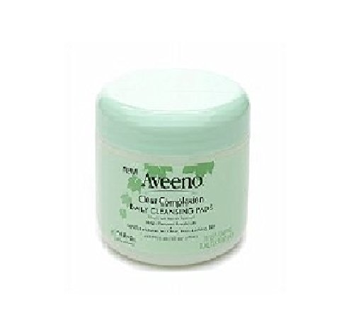 Aveeno Clear Complexion Daily Cleansing Pads, 28 ea - 2pc