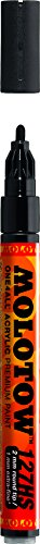 Belton Molotow One4All 127HS Marker,2mm Spitze,(5,0ml) signalschwarz(180)