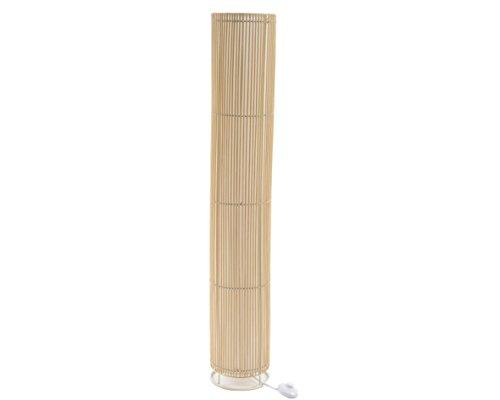 Lamp H.120 cm bamboe