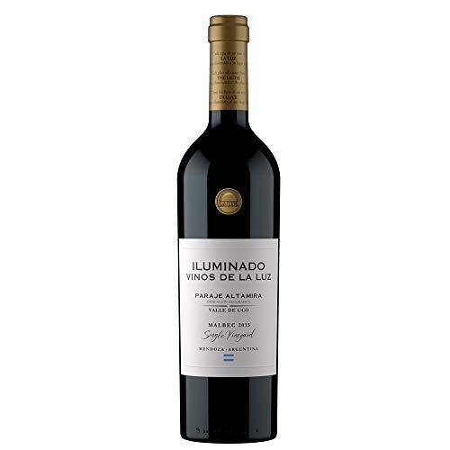 Iluminado Argentina Vinos de la Luz 2015 - Malbec - Valle de Uco - Mendoza - 750 ml