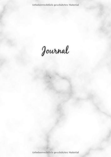 Dot Grid Journal - A4 Notizbuch:...