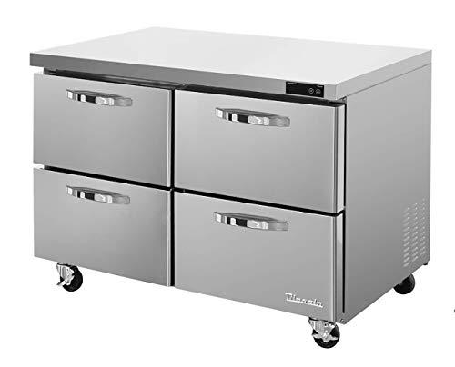 Blue Air BLUR48-D4-HC Four Drawers 48' Undercounter Refrigerator