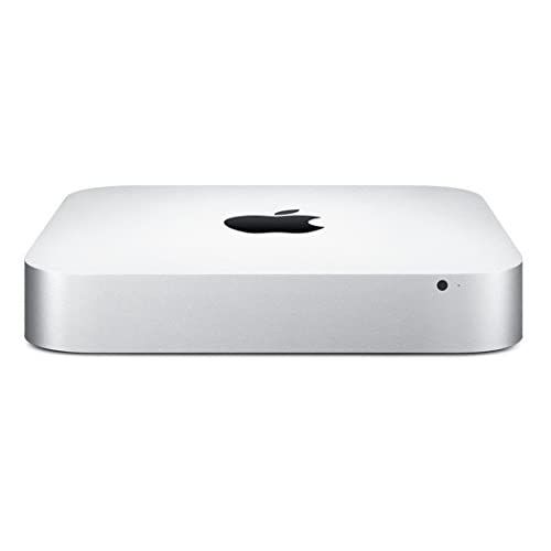 Apple Mac Mini - Ordenador de sobremesa (Intel Core i5 1.4GHz, 4 GB