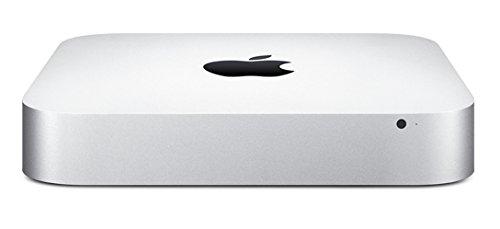 Apple Mac mini, 2.8GHz Intel Core i5 Dual Core, 8GB RAM, 1TB Fusion Drive, Mac OS, Silver,...