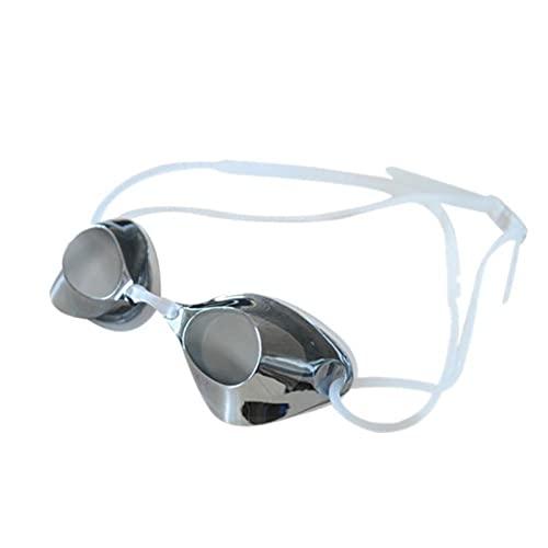 ZYNS Gafas de natación al aire libre deportes acuáticos hombres mujeres gafas de natación adultos impermeable y niebla profesional carreras gafas