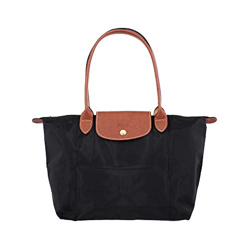 Longchamp Schwarz Shopper Gr. S