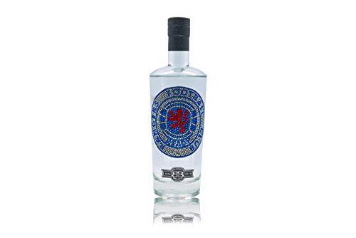 Bohemian Brands Crystal Edition Rangers FC Premium Vodka, 70 cl