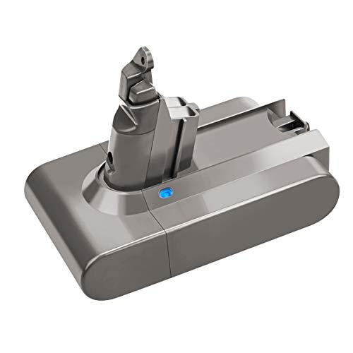 Bonadget 21,6 V 6000 mAh Li-ION Remplacement pour Dyson V6 DC58 DC59 DC61 DC62 DC72 DC74 770 SV03 SV04 SV06 SV07 SV09 Aspirateur à Main