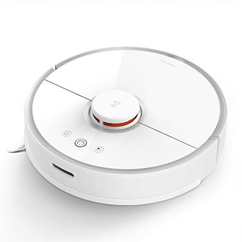 RoboRock S50 Roboter Staubsauger 2 Sweep-Mop APP Steuerung Smart Geplante 5200Am 2000Pa Internationale Version Weiß
