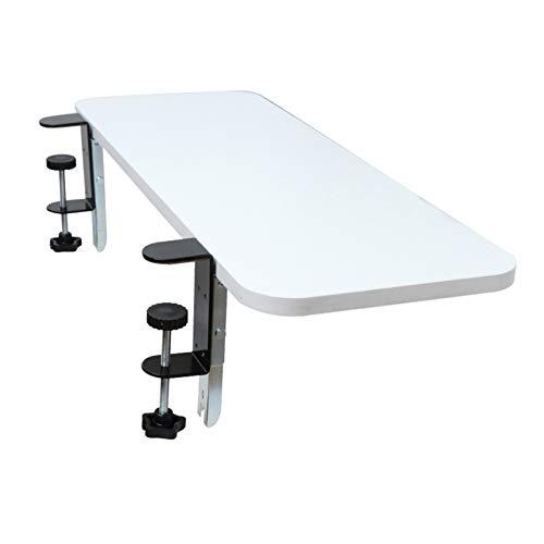 Extensión de mesa de madera maciza Bajo el escritorio Ergonomía Teclado de computadora Bandeja Abrazadera Codo Soporte para brazo Apoya muñecas Bandeja Soporte para mesa Soporte para reposabrazos