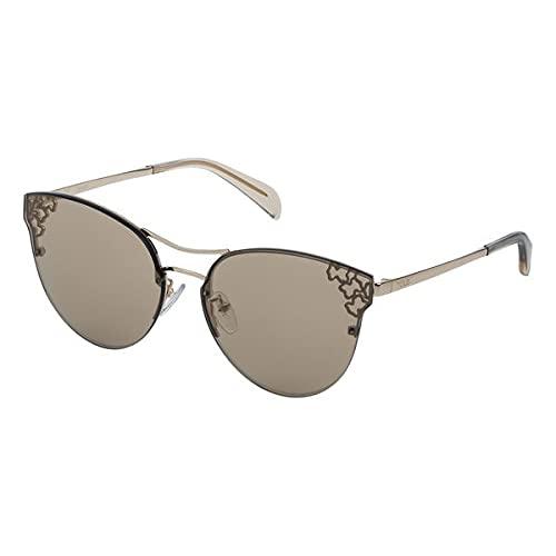 TOUS S0352738 Gafas de Sol STO369-61300G para Mujer, Multicolor, 61 mm
