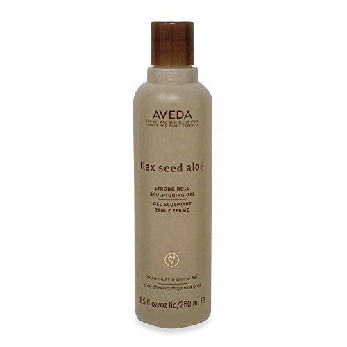 AVEDA Flax Seed Aloe Strong Hold Sculpturing Gel, 250 milliliters