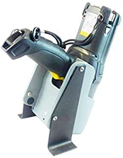 Fork-Lift Holster for Barcode Scanners, Mobile Computers: Rugged Fork Truck Mounted Scanner Holder (Renewed)