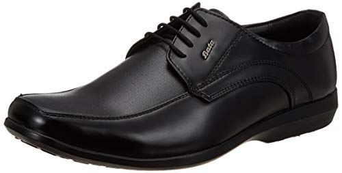BATA Men Sa 05 Black Formal Shoes-8 UK (8216812)