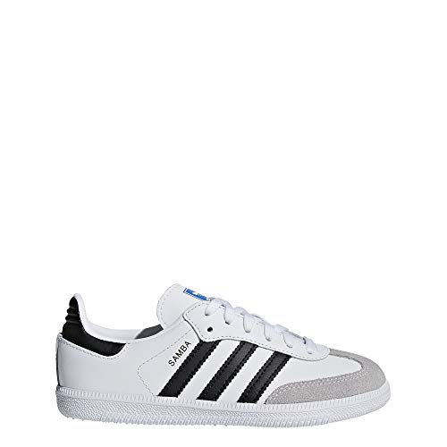 ADIDAS ORIGINALS SAMBA OG C Sneakers kind Wit/Zwart Lage sneakers