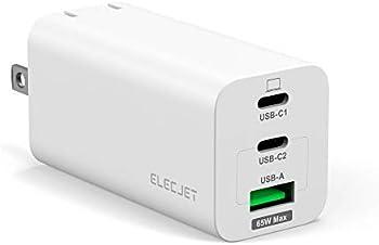 Elecjet X21 USB-C GaN Wall Charger