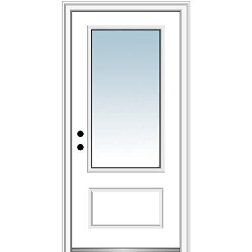 National Door Company Z000370R Fiberglass Smooth...