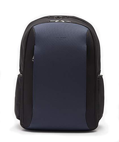 Fedon 1919 - Tech - Zaino porta laptop semirigido 15'' - MZ2010000 (Blu)