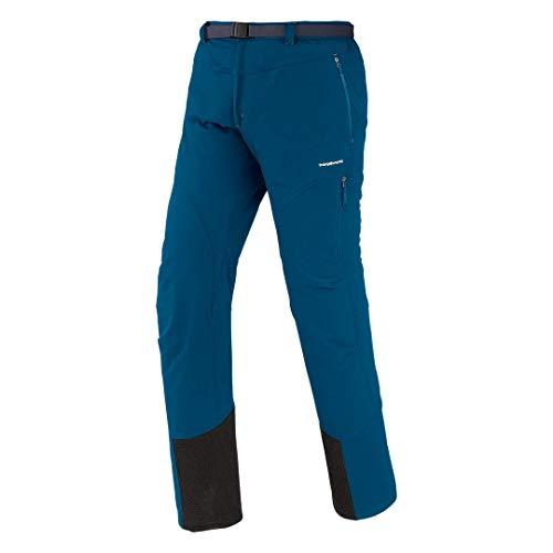 Trangoworld Kluse DS Pantalon Long pour Homme XL Bleu foncé