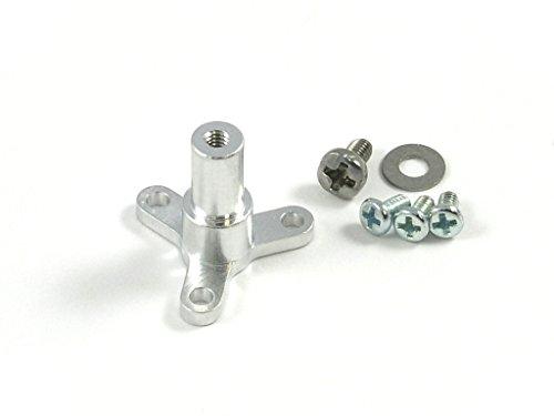 Small Parts CNC E-Flite UMX Beast 3D Aluminum Prop Adapter