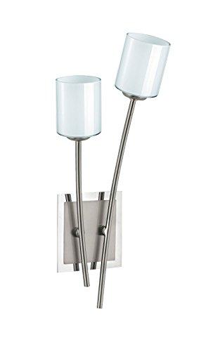 Wandleuchte Fischer M6 Mini Modular Glas Opal Weiß Spotlampe
